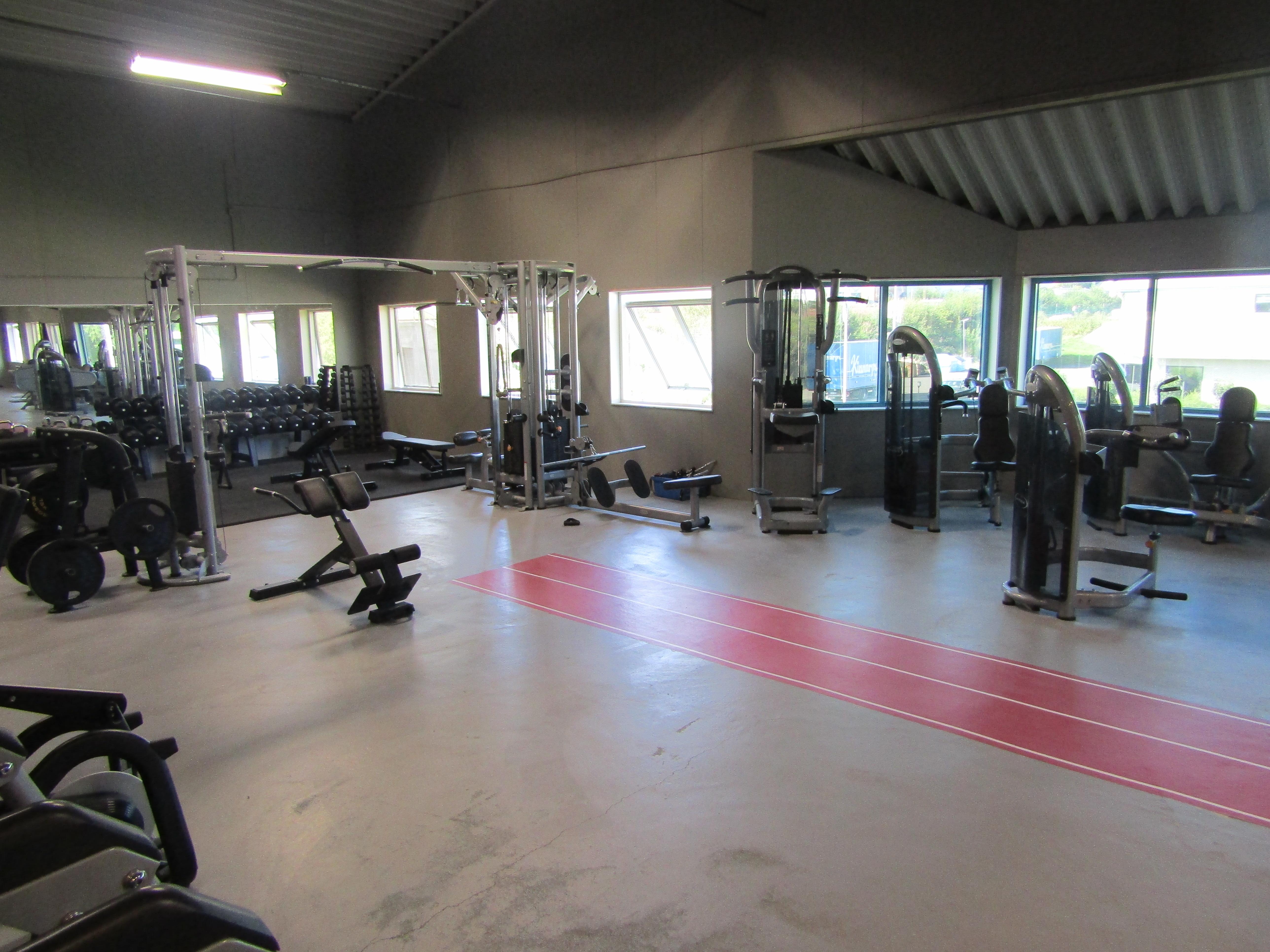 star gym sundsvall